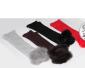 日韩保暖时尚 流行兔毛半指加长手套批发